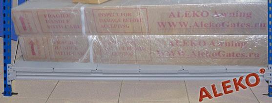 Заводская упаковка маркизв АЛЕКО